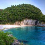 Rovinia beach - Liapades