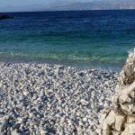 corfu stone beach